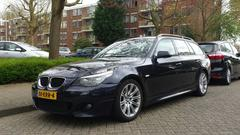 BMW 520d Touring Corporate Lease Executive