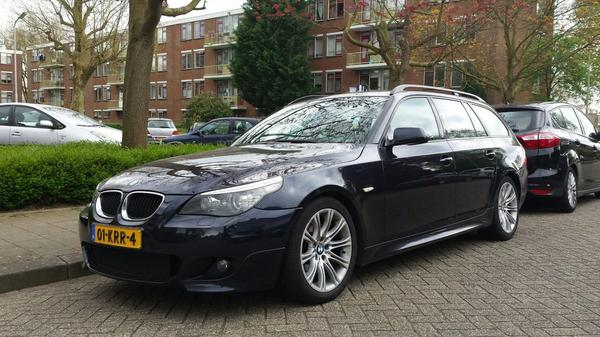 bmw 520d touring corporate lease executive 2010 gebruikerservaring autoreviews. Black Bedroom Furniture Sets. Home Design Ideas