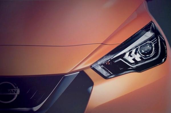 Nissan warmt op voor nieuwe Micra