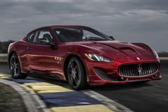 Maserati GranTurismo facelift