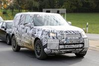 Land Rover Discovery Sport spyshhots