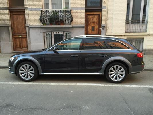 audi a4 allroad quattro 2 0 tdi 177pk pro line 2013 gebruikerservaring autoreviews. Black Bedroom Furniture Sets. Home Design Ideas