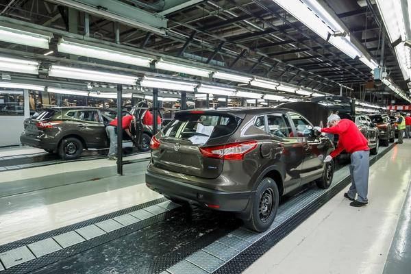 Ook volgende Nissan Qashqai uit Britse fabriek