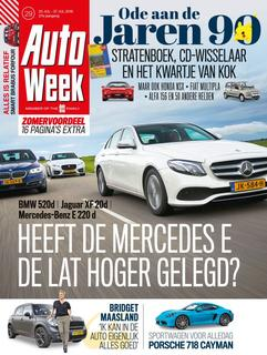 Cover AutoWeek 29