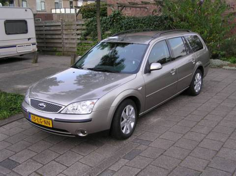 ford mondeo wagon 2 0 tdci 130pk collection 2003 gebruikerservaring autoreviews. Black Bedroom Furniture Sets. Home Design Ideas