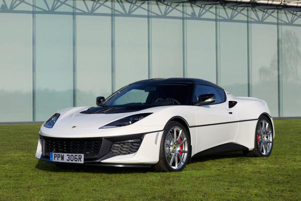 Lotus Evora Sport 410 volgens Lotus Exclusive