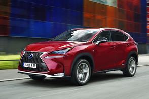 Gereden: Lexus NX 300h