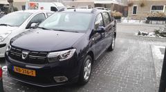 Dacia Logan MCV TCe 90 Bi-Fuel Lauréate