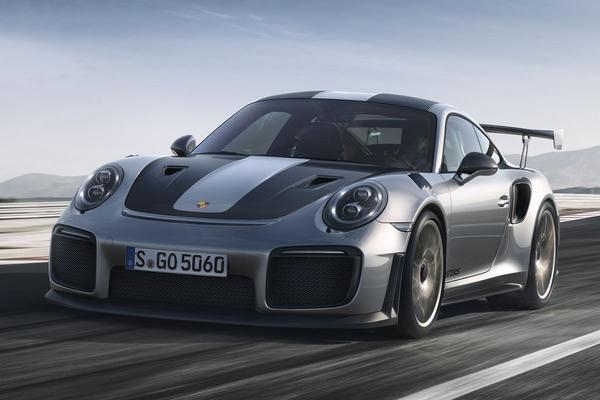 Officieel: Porsche 911 GT2 RS!