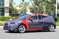 Opnieuw gesnapt: Hyundai Veloster