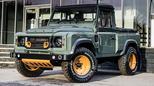 Land Rover Kahn Design Defender Pickup