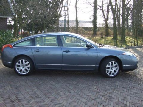 citroen c6 2 7 hdif v6 exclusive 2007 gebruikerservaring autoreviews. Black Bedroom Furniture Sets. Home Design Ideas