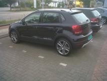Volkswagen CrossPolo 1.4