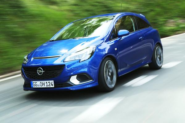 Video: Rij-impressie Opel Corsa OPC