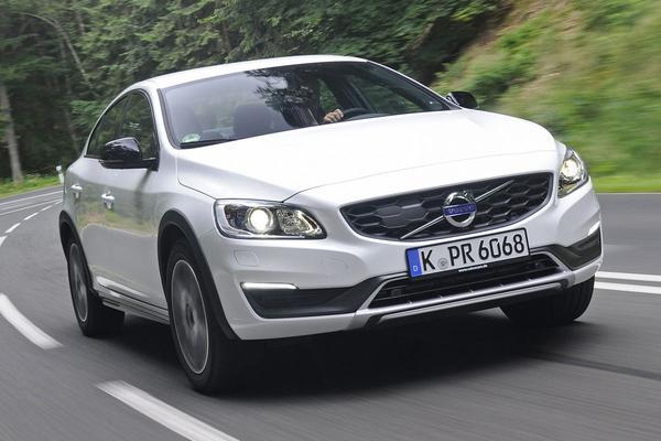 Rij-impressie: Volvo S60 Cross Country