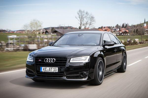 Abt geeft Audi A8 Plus 705 pk