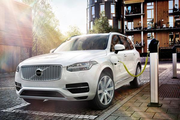 'Volvo XC90 T8 Plug-in loopt 1 op 40'