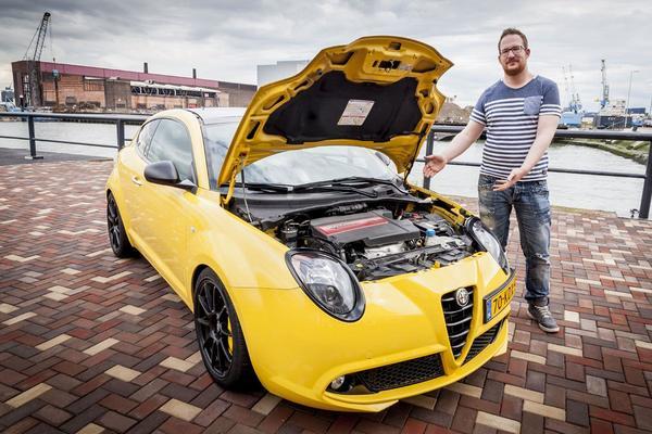 Video: Kloppend Hart - Alfa Romeo Mito