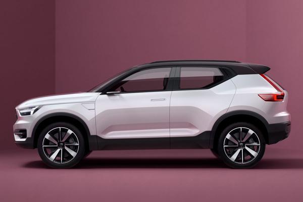 Volvo zet met XC40 in op personalisering