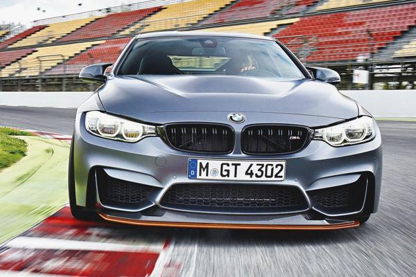 Productie BMW M4 GTS beëindigd