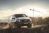 Mercedes Vito bedrijfsauto van het jaar