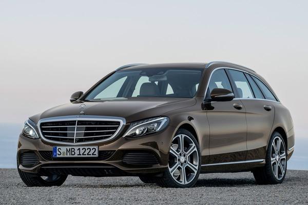 Mercedes benz c 220 d estate prestige 2014 for Mercedes benz prestige