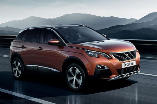 Officieel: nieuwe Peugeot 3008