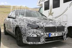 Nieuwe BMW 1-serie gesnapt