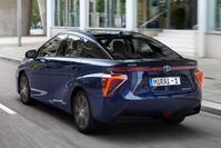 Toyota Mirai EU-versie