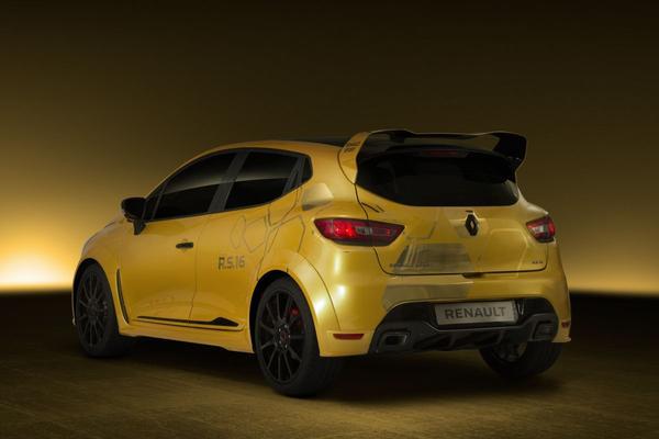Renault presenteert Clio R.S. 16