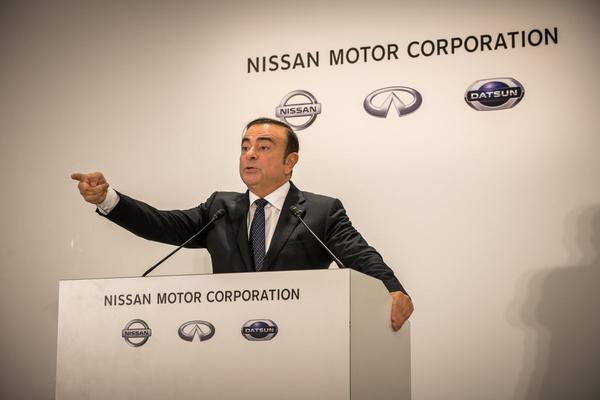 Officieel: Mitsubishi naar Renault-Nissan
