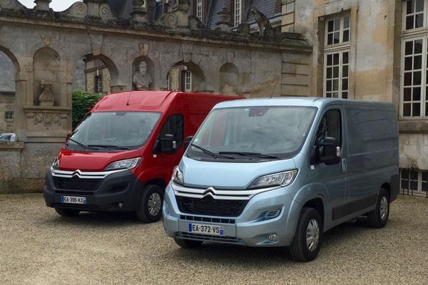 Gereden: Citroën Jumper en Peugeot Boxer