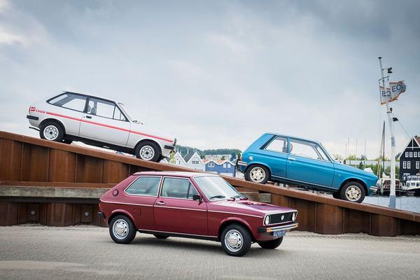 Video: Ford Fiesta vs. Peugeot 104 vs. VW Polo - Classics triotest