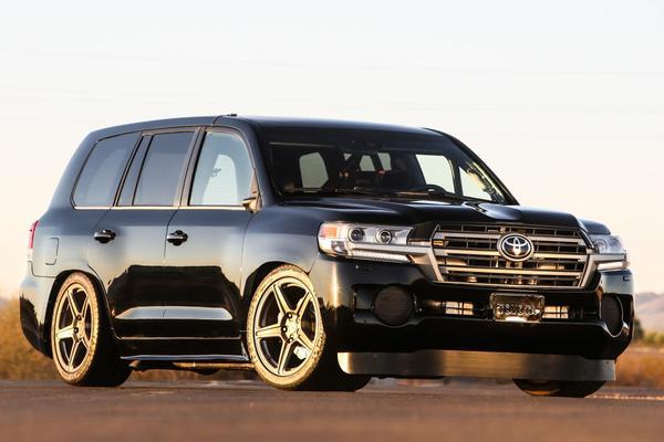 Toyota gaat extreem te werk op SEMA