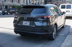 Gesnapt: Mazda CX-8