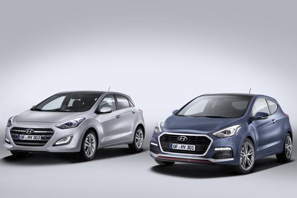 Hyundai i30 facelift krijgt turbobenzinemotor
