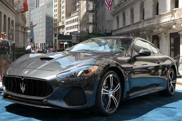 Facelift voor Maserati GranTurismo