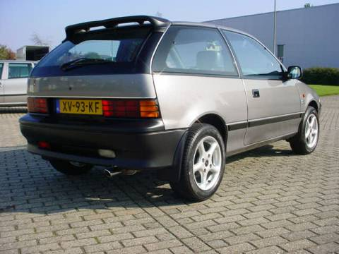 Suzuki Swift 1.3 GL 1989