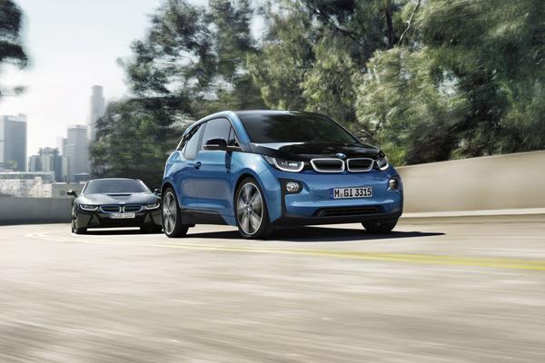 Betere accu voor elektrische BMW i3