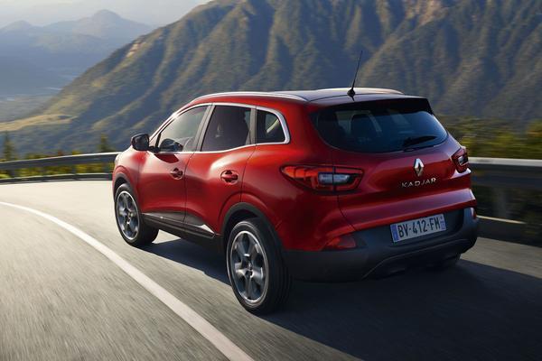 Gereden: Renault Kadjar