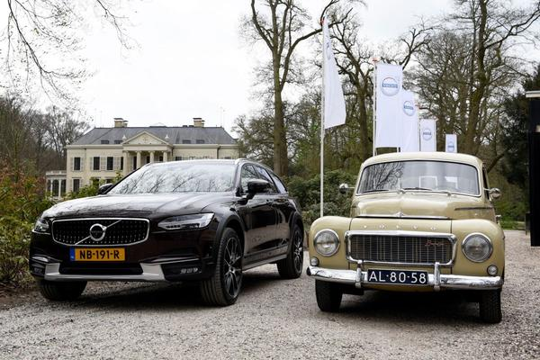 Video: Reportage: 90 jaar Volvo in vogelvlucht