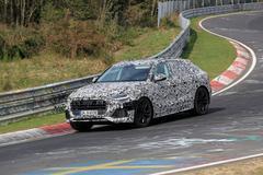 Audi Q8 2018 - Spionage