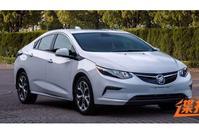 Chevrolet Volt als Buick Velite naar China
