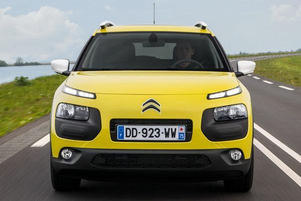 Citroën C4 Cactus BlueHDi zou teveel uitstoten