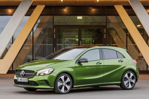 Mercedes A-klasse krijgt vanafprijzen