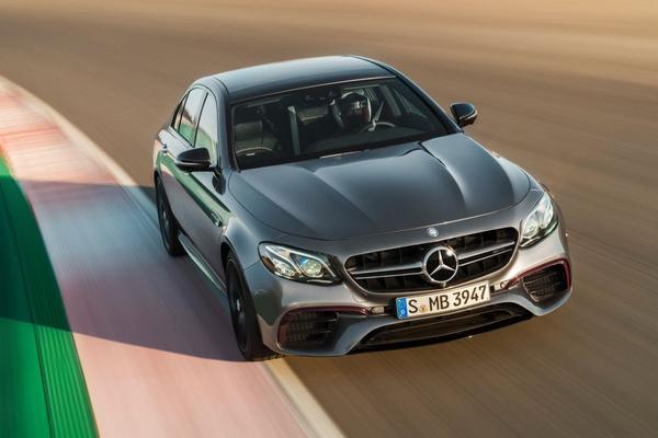 Dít is de Mercedes-AMG E 63
