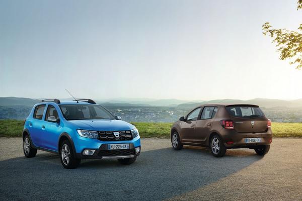 Dít is het de opgefriste line-up van Dacia