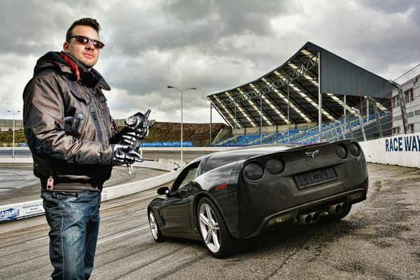Video: Blits Bezit - Chevrolet Corvette Remote Control
