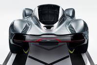 �Aston Martin AM-RB 001 is hybride�