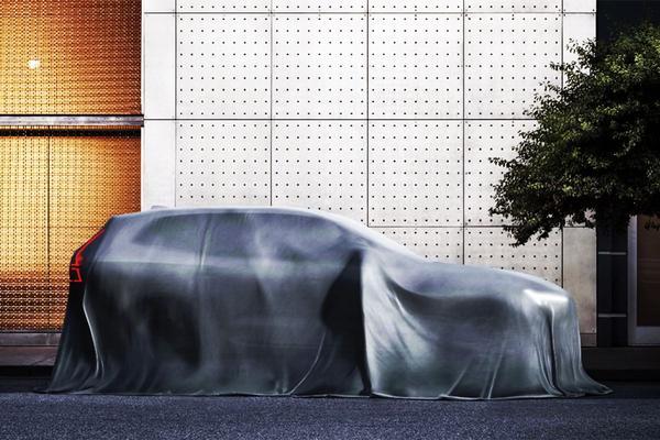 Klaar voor onthulling: Volvo XC60